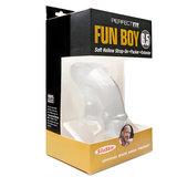 Fun Boy 11.5 cm Transparant_