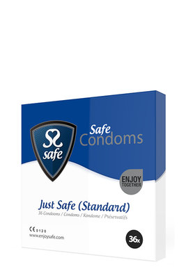 Safe Regular Condooms (36 st)