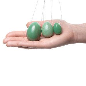 Yoni Eggs Jade (Set)