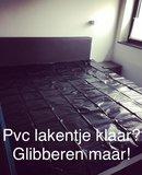 PVC laken