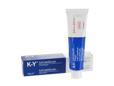 K-Y Glijmiddel 82ml