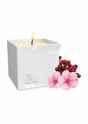 Massage Candle Berry Blossom (386gr)