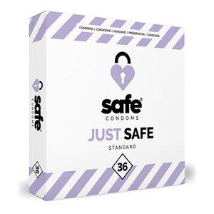 Safe Standard Condoms 36 stuks